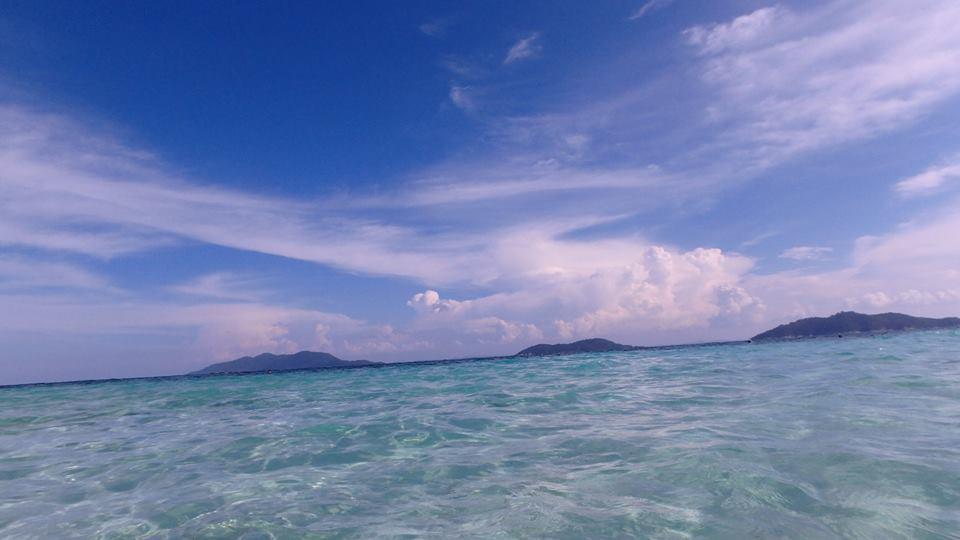 YUKEE与世无争的小岛Pulau Rawa2