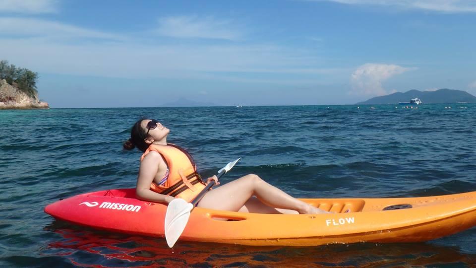 YUKEE与世无争的小岛Pulau Rawa5