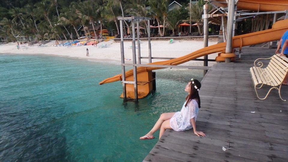 YUKEE与世无争的小岛Pulau Rawa6