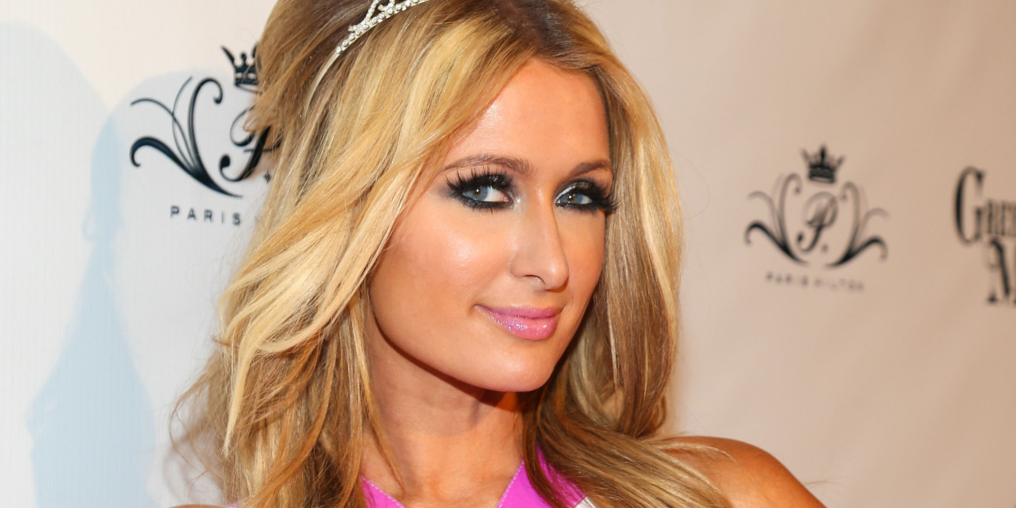 WEST HOLLYWOOD, CA - FEBRUARY 15:  TV personality Paris Hilton attends her birthday party at Greystone Manor Supperclub on February 15, 2014 in West Hollywood, California.  (Photo by Imeh Akpanudosen/Getty Images)