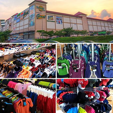 location mall