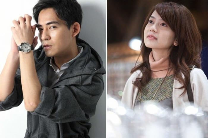 周渝民(左)与喻虹渊將升格当新手爸妈。