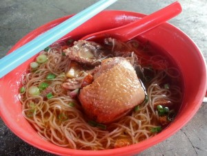 Sungai Pinang Duck Noodle 1