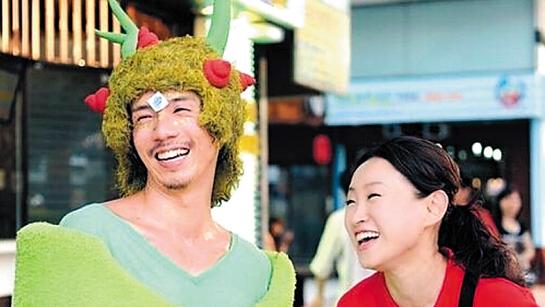 【有種愛情叫做「張繼聰謝安琪」❤】從廢柴老公升級為TVB紅牌,歌后老婆不離不棄SUPPORT到底!