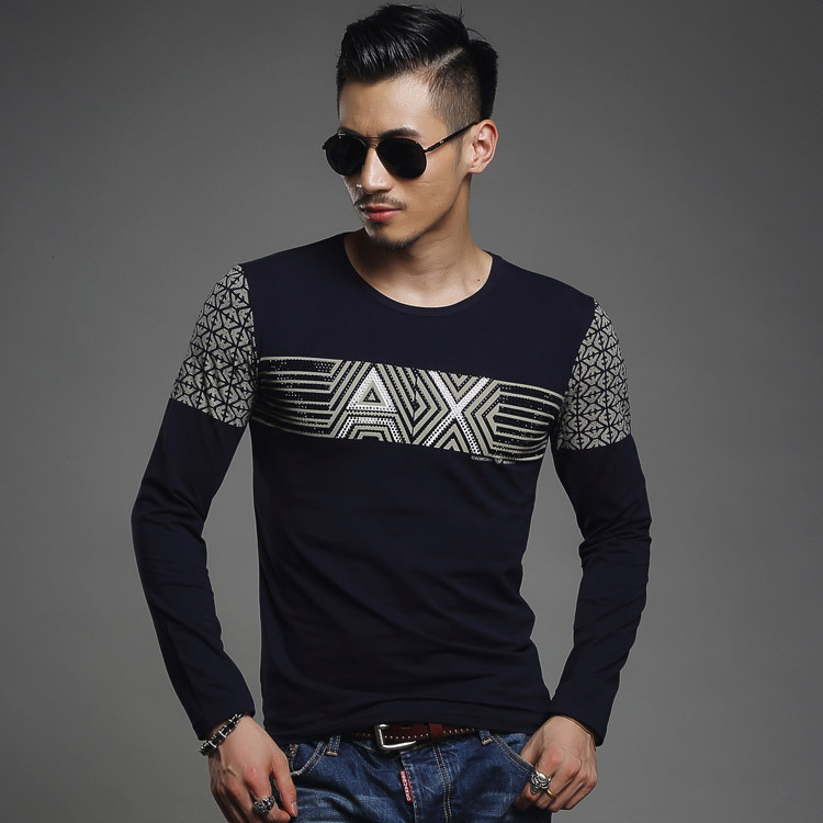 Fashion-floral-printed-long-sleeve-o-neck-men-t-shirt-brand-2015-autumn-winter-slim-cotton