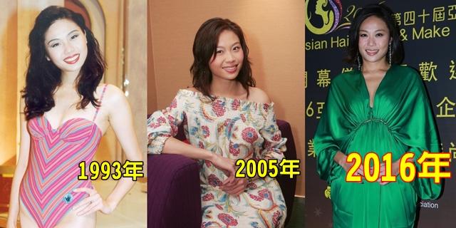 1993年陈妙瑛参选香港小姐后加入无线,2005年宣布淡出娱乐圈。