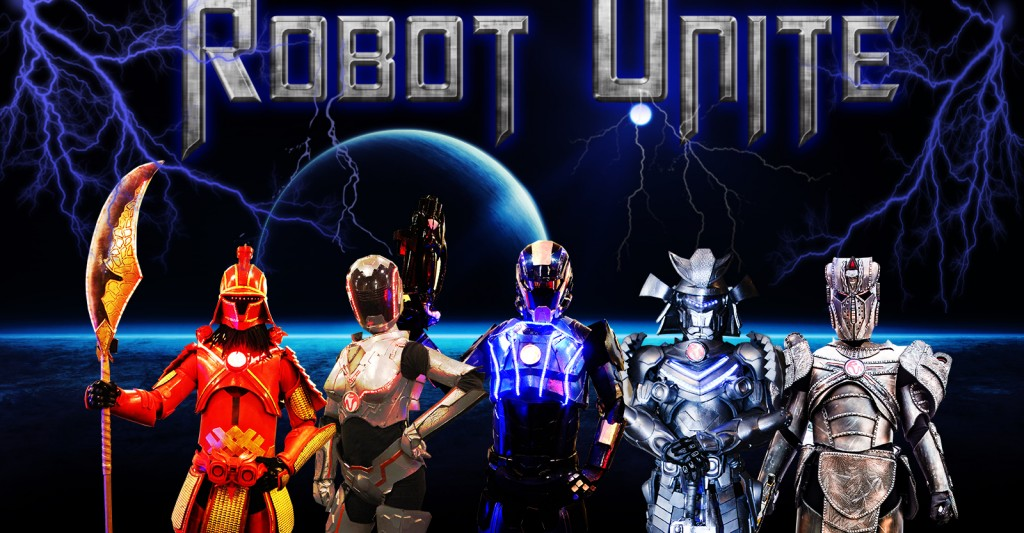 robot unite poster latest