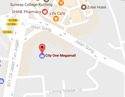 popular-mega-bookfair-kuching-cm091216-google-map